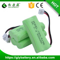 Batería de repuesto BATT-6010 BT18433 CPH-515D BT284342 para teléfono Vtech