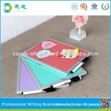 Jinhua placa de metal branco para crianças, casa decoração Qualidade Assured