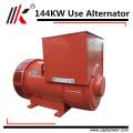 144kw 180kva 220 v drei phase generator generator 500 watt power generator dynamo