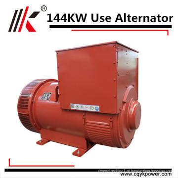 Gerador alternativo trifásico do gerador de poder de 500kw 180kva 220v gerador de poder 500w