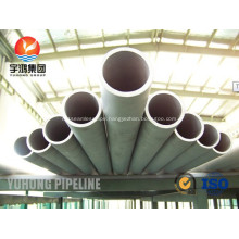 Nickel Alloy Pipe UNS N06625 B444