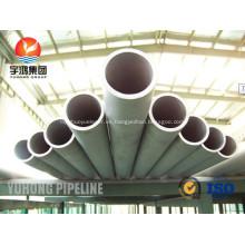 Níquel tubos de aleación UNS N06625 B444