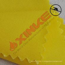tissu insectifuge et anti moustique pour les vêtements