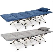 Низкая цена легкий металлический лагерь складной дополнительная кровать для армии гостиная каркас кровати для спальни