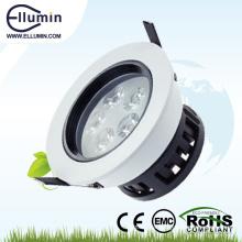 Aufputz LED-Deckenleuchte 5W rundes Licht