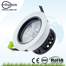 luz de trabajo conducida 5w led downlight