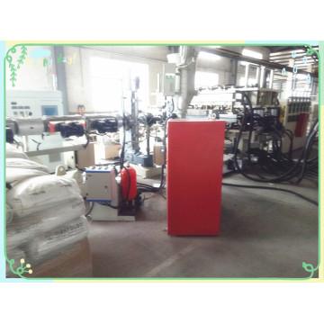 Plastik-PET pp. HDPE PVC PPR-Rohr, das Maschinen-Verdrängungs-Fertigungsstraße herstellt