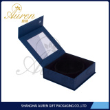 Custom high-class packing box with clear window