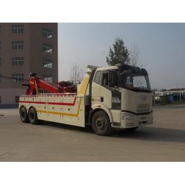 FAW Hydraulic Heavy Duty Traffic Towing Truck