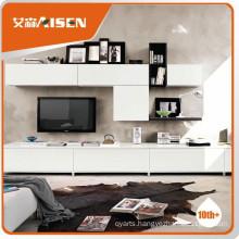 All-season performancewall TV cabinet design
