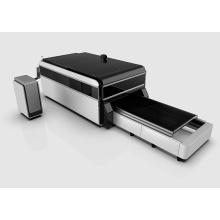 CNC All Covered Fiber Laser Metal Cutting Machine