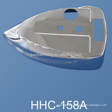 Válvula de brida de acero fundido de alta calidad, para aire acondicionado, molinillo de leche de soja