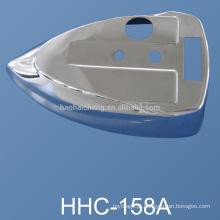 Válvula de alta qualidade personalizada da flange do aço de molde, para a condição do ar, moedor do leite de soja