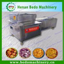 Prune piqûre et machine de retrait de graine de date de la moitié de machine de découpage