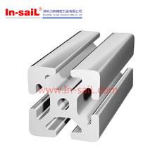 Extrusões de alumínio série Hfs6 com superfície moída