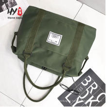 Style waterproof outdoor sports durable oxford cloth bag
