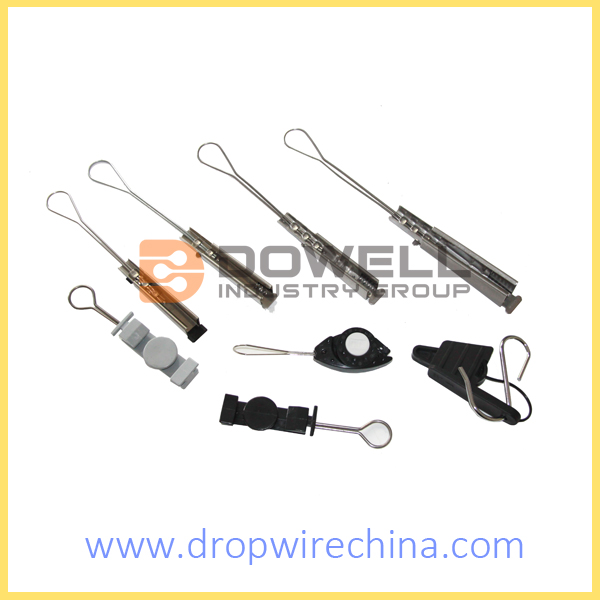 cable drop wire clamp