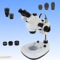 High Quality Trinocular Stereo Zoom Microscope (Szm0745t-J4)