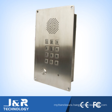 J&R Push Point Telephone Handsfree Emergency Intercom Telephone