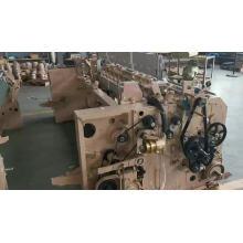 Double nozzle Economic Saree weaving Rapier loom machine for carpet