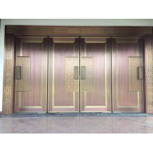 Luxurious Inexpensive Copper Door