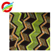 Niedrigster Preis 100% Baumwolle afrikanischen Wachs druckt Stoff gedruckt