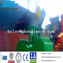 Marine greifen 1cbm - 25cbm für Schüttgut, Holz, Dredge, Erz, Sand