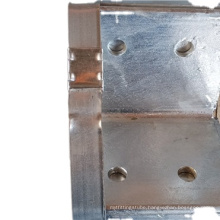 High Quality hot rolled Customized Punching Holes Perforated Carbon Steel  Equal Leg Steel Angle Bars