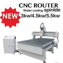 Ck1325 2heads Cabinet Muebles de grabado CNC Router