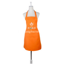 Customized Embroidered Polyester Bib Aprons
