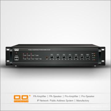 Amplificador de potência integrado de 150W com controle remoto da zona do USB e da FM