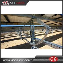Estructura de montaje en tierra PV de alta calidad (SY0366)