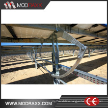 High Quality PV Ground Mount Structure (SY0366)