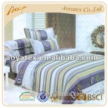 100% poliéster sherpa algodão consolador & patchwork consolador