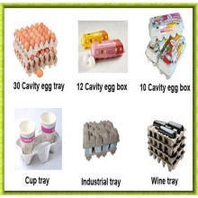 Full Automatic Egg Tray Machine