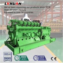 250kw 350kw charbon / naturel / générateur de gaz de biogaz avec le prix usine
