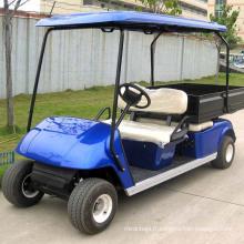 4 sièges Non glisser pneus voiture de chasse électrique avec moteur (DH-C2 + 2)