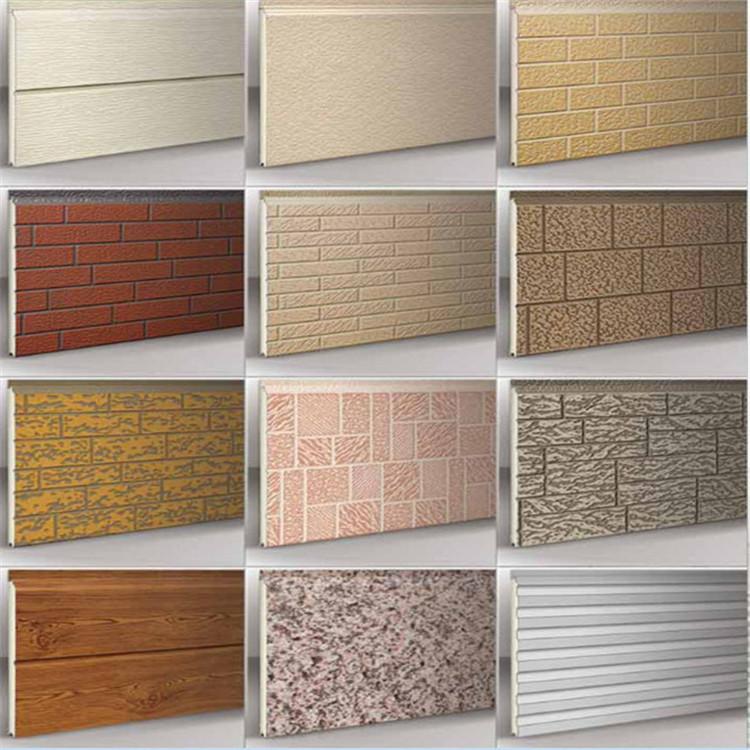 brick design extenal wall panels