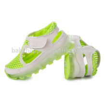 new style children unique flat sole running shoes wholesale