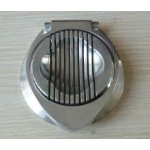 Coupe à l'oeuf en aluminium moulé sous pression avec électrodéposition
