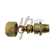 Brass Straight female fitting