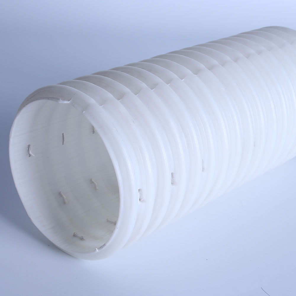 HDPE holing corrugated pipe