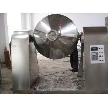 Mezclador cónico doble de la serie de 2017 W, mezclador del tambor de los SS farmacéutico, mezclador horizontal de la ducha del acero inoxidable
