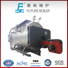 Latest Horizontal Oil (Gas) Fired Steam Boiler