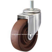 High Temperature Threaded Stem Caster (280 degree)