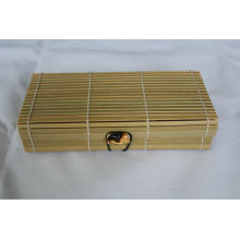 Gifts natural Bamboo box exported to Japan &France