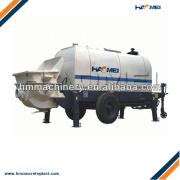 HBTS40-12-60B2R used trailer concrete pump