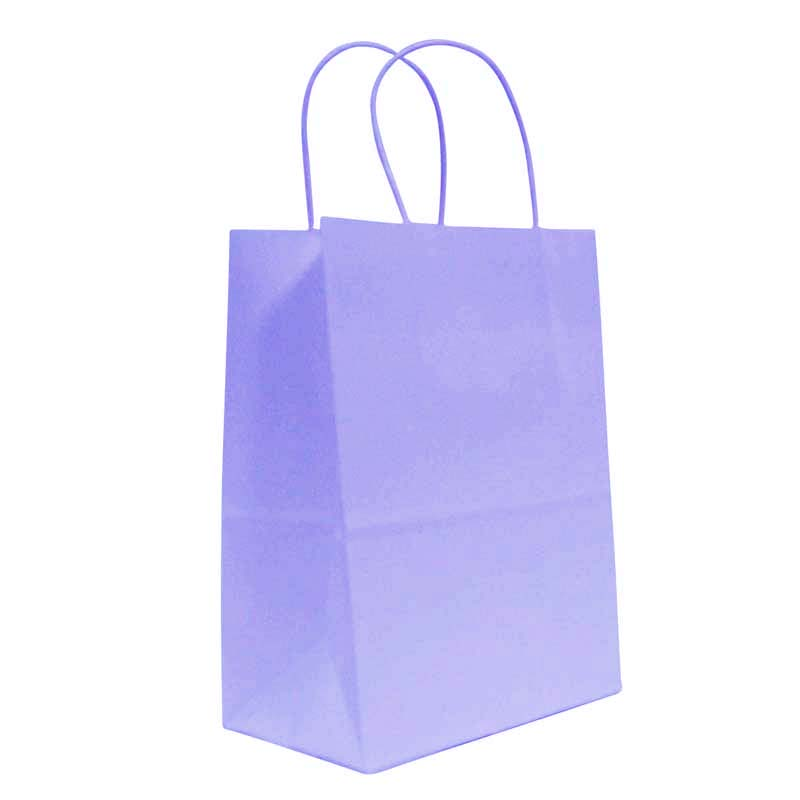 The novel outer packaging paper bags