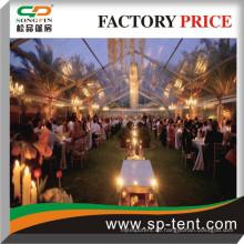 Clear span diy Hochzeit Zelt 15x40m zum Verkauf