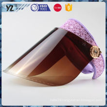 New arrival all kinds of new design visor hat with good offer